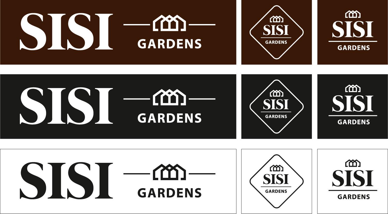 Sisi gardens logo