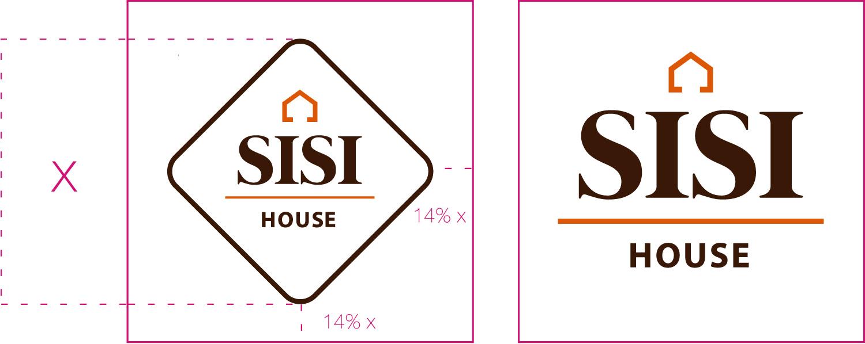Sisi House logo