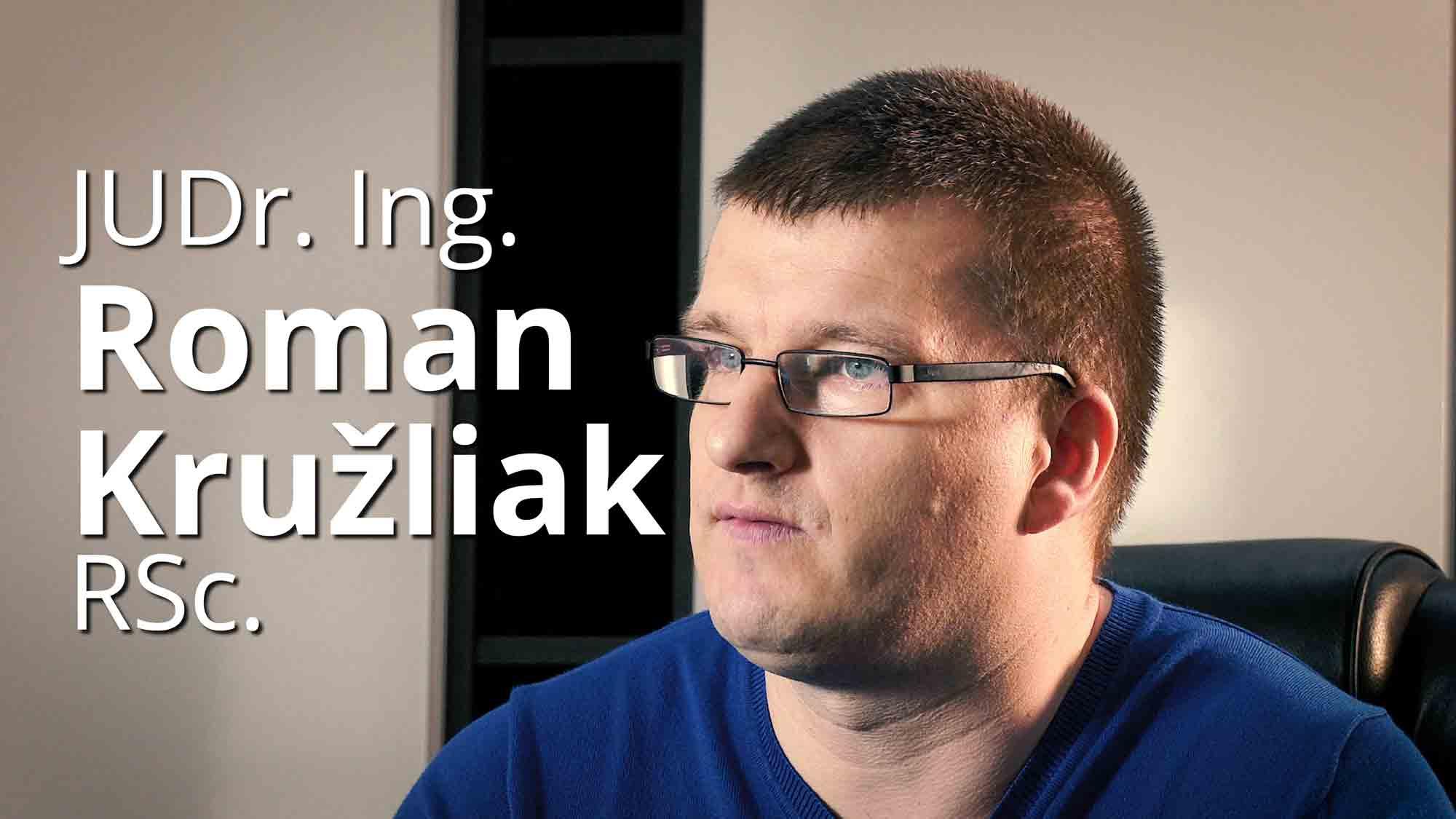 Konateľ spoločnosti WFG reality Roman Kružliak. Video odporúčanie pre Lemon Lion.