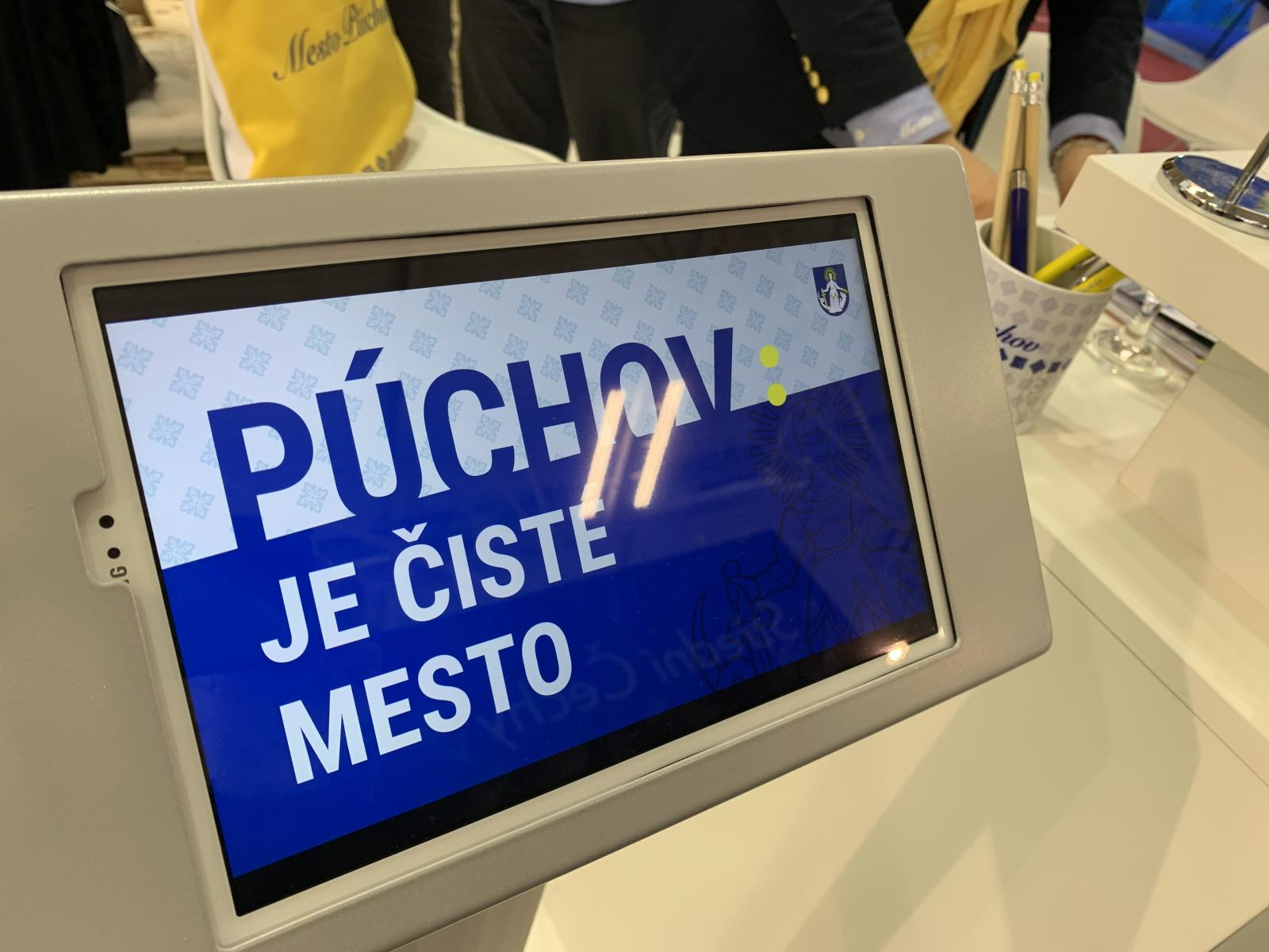 Motion graphics spot Experience Púchov